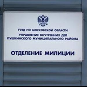 Отделения полиции Лукоянова