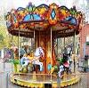 Парки культуры и отдыха в Лукоянове