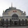 Железнодорожные вокзалы в Лукоянове