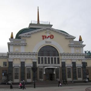 Железнодорожные вокзалы Лукоянова